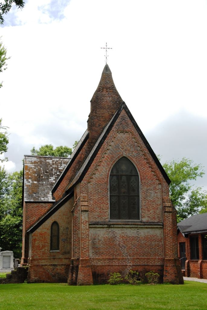 Christ Episcopal Church in Napoleonville